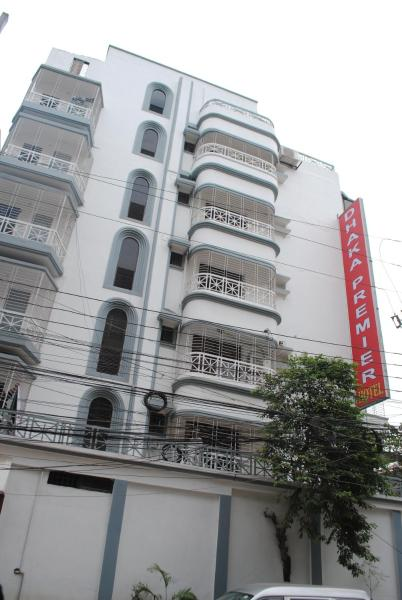 Hotelfoto's: Dhaka Premier Hotel, Dhaka