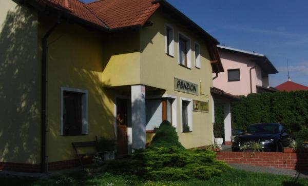 Hotel Pictures: Penzion Ubytování Květinová, Křelov
