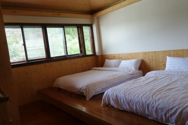 Quadruple Room with Mountain View