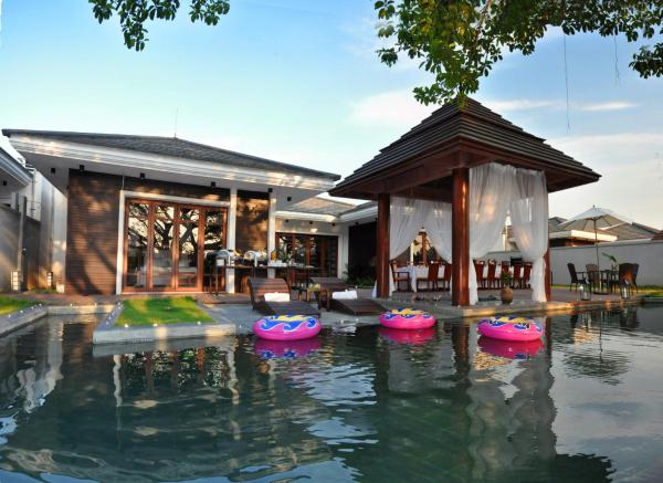 Thai Villa with Private Pool