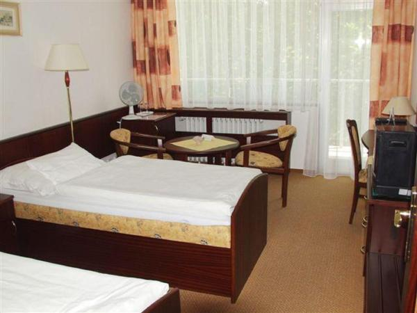 New Year's Offer - Double Room with Balcony - Splendid wing