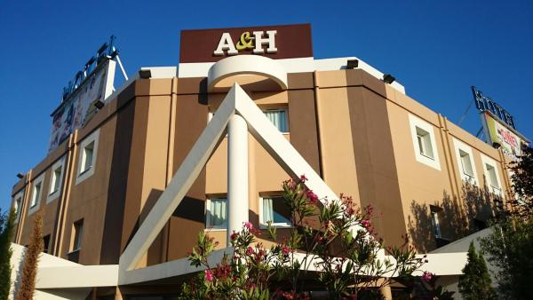 Hotel Pictures: A&H PRIVILÈGE Lyon Est - Saint Priest Eurexpo, Saint-Priest