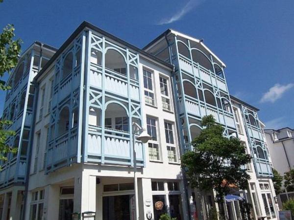 Hotelbilleder: Seepark Sellin - Haus Baabe - FeWo 431, Ostseebad Sellin