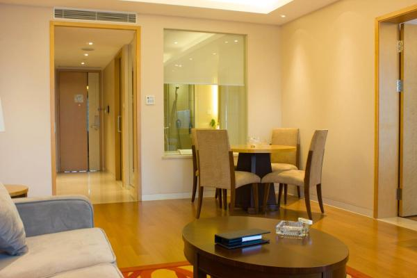Mainland Chinese Citizens - Deluxe Suite with Lake View
