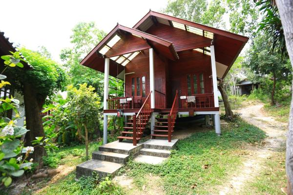 Bungalow with Garden View (2 Adults)
