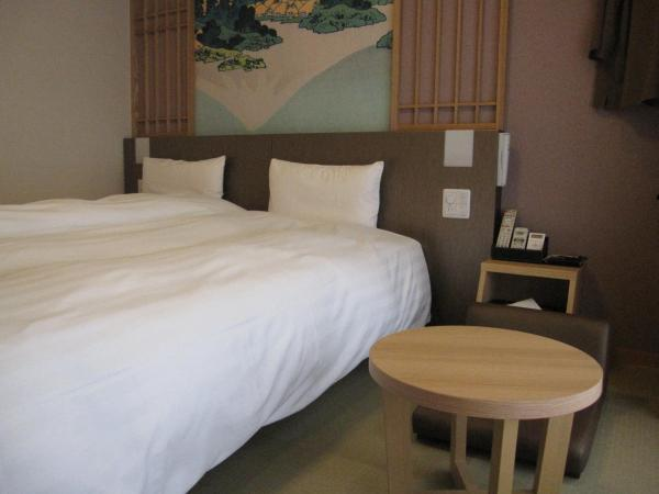 Moderate Japanese Twin Room - Non-Smoking