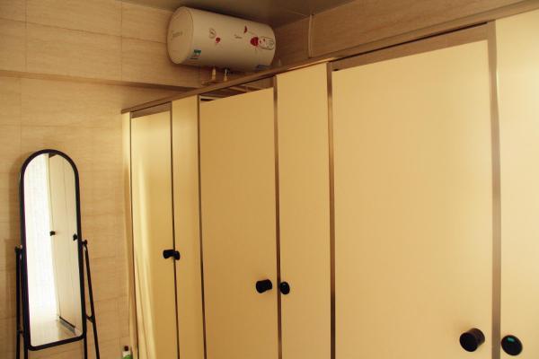 Double Room with Sea View - Public bathroom
