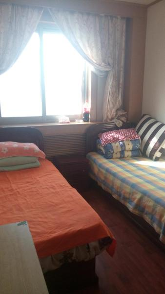 Mainland Chinese Citizen-Bed in 4-Bed Male Dormitory Room