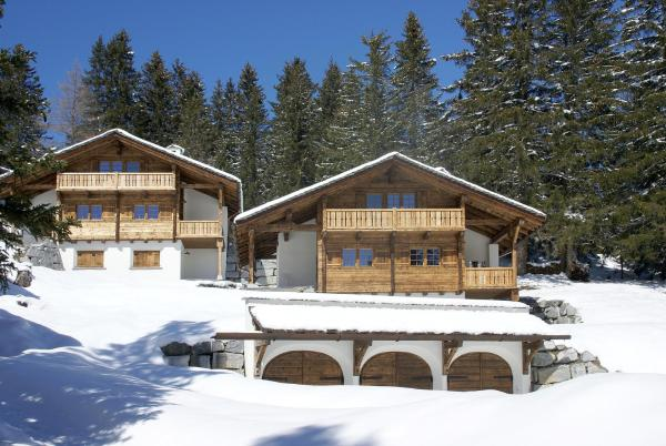 Hotel Pictures: Parüschle Haus, Valbella