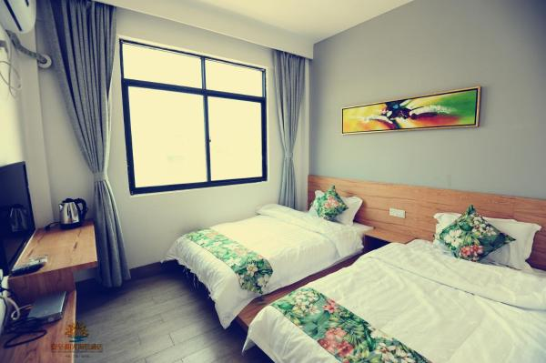 Mainland Chinese Citizens-Twin Room with Sea View