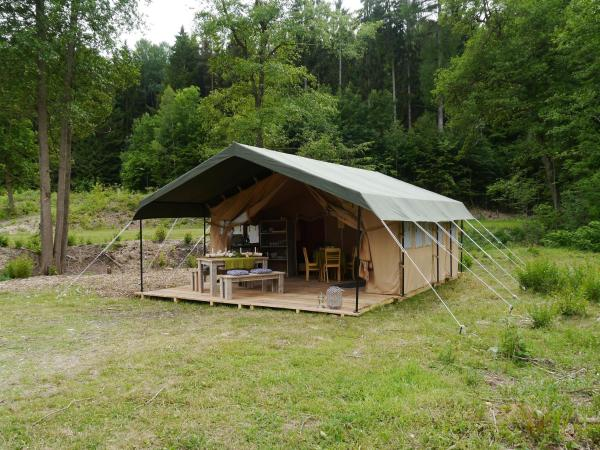 Hotel Pictures: Glamping im Safaritent, Bad Sachsa