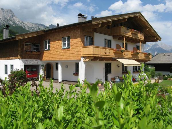 Zdjęcia hotelu: Ferienpension Bierbaumer, Leogang