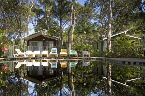 Foto Hotel: BIG4 Nambucca Beach Holiday Park, Nambucca Heads