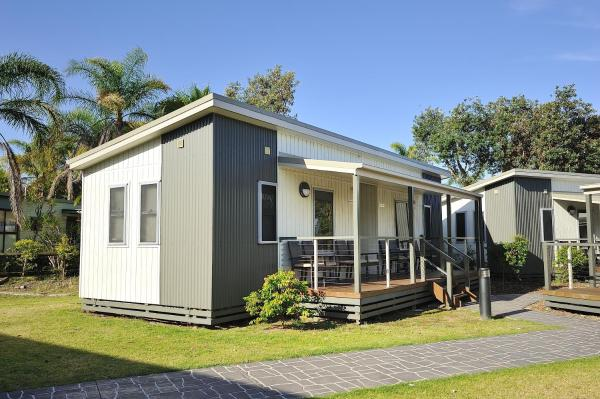 Hotelbilleder: Sydney Lakeside Holiday Park, Narrabeen