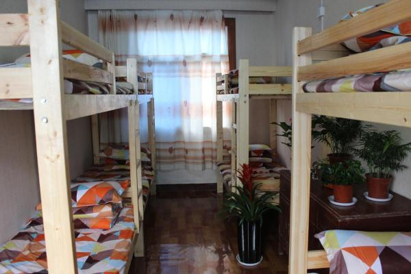 Mainland Chinese Citizens-Bed in Female Dormitory Room
