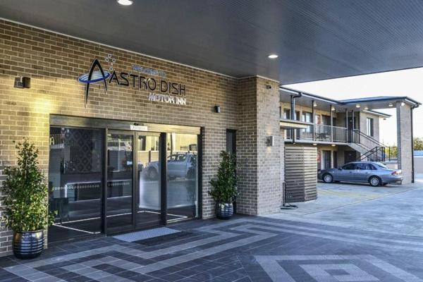 Hotelfoto's: Astro Dish Motor Inn, Parkes