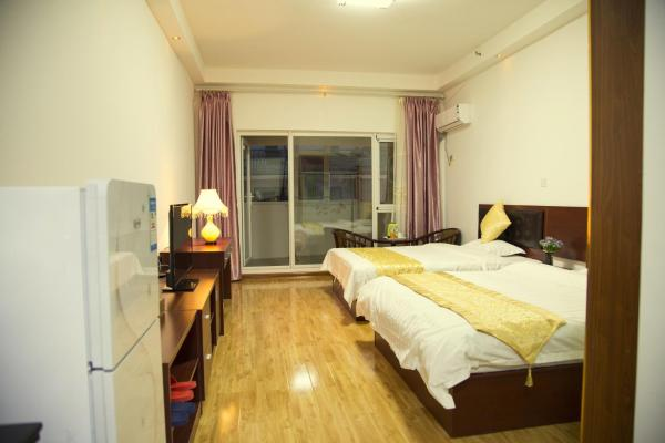 Mainland Chinese Citizen-Standard Twin Room with City View