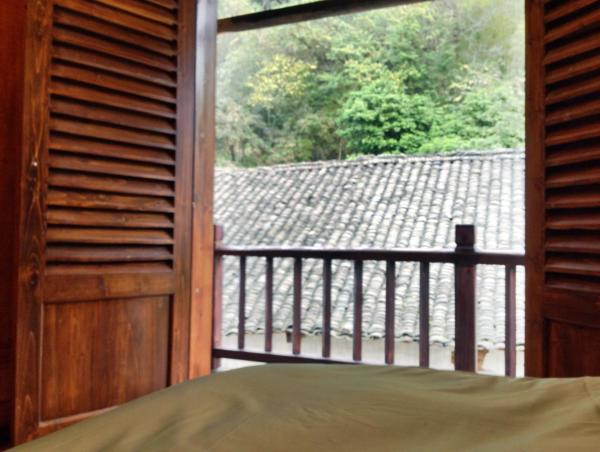 Double Room With Balcony Mountain View