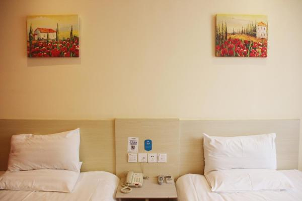 Limited Time Offer - Double Room with Deep Sleep Water Bed