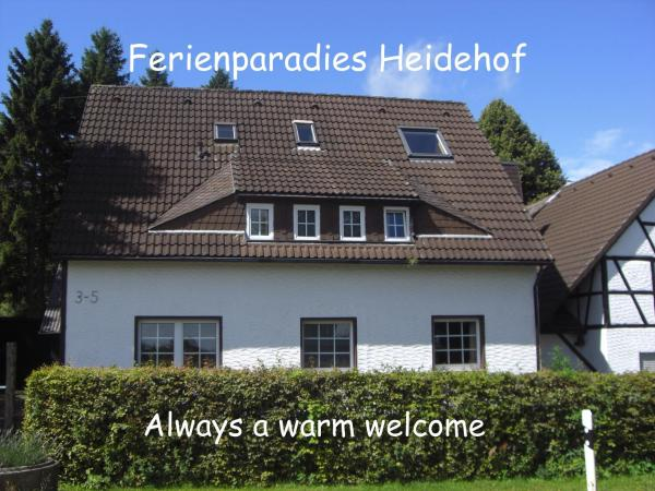 Hotel Pictures: Farm Stay Heidehof, Hellenthal