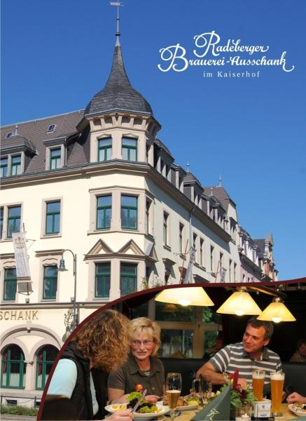 Hotelbilleder: Hotel Kaiserhof, Radeberg