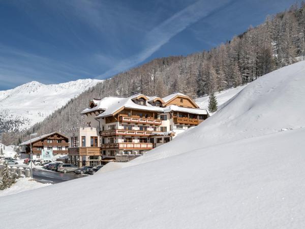 酒店图片: Burghotel Alpenglühn, 奥伯古格尔