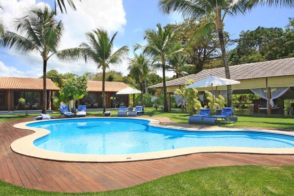 Фотографии отеля: Pousada Villa Palmeira Azul Suítes de Charme, Арраял-дАжуда