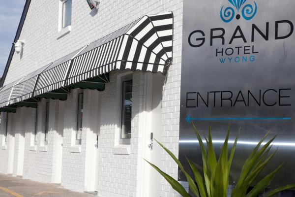 Fotografie hotelů: Grand Hotel and Studios, Wyong