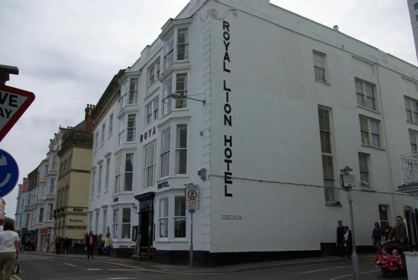 Hotel Pictures: Royal Lion Hotel, Tenby