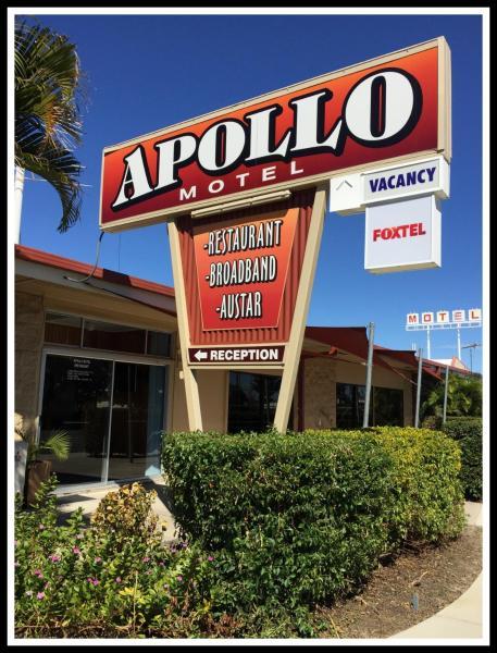 Hotellikuvia: Apollo Motel Biloela, Biloela