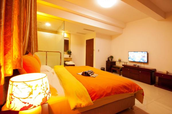 Mainland Chinese Citizens - Deluxe Double Room with Balcony and Sea View
