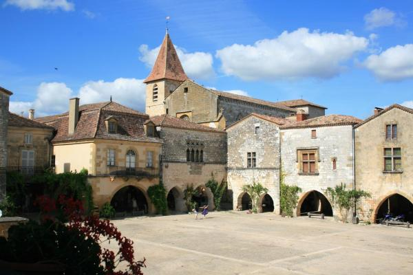 Hotel Pictures: , Monpazier
