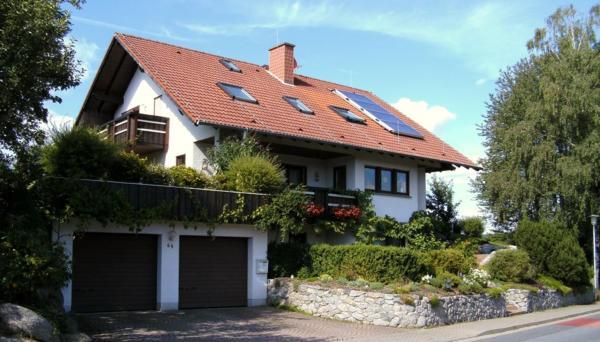 Hotelbilleder: Ferienwohnung Am Schlossberg, Reichelsheim