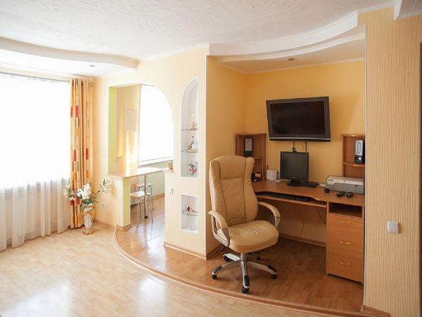 Hotelbilder: Apartment Ussuriyskiy 4, Khabarovsk