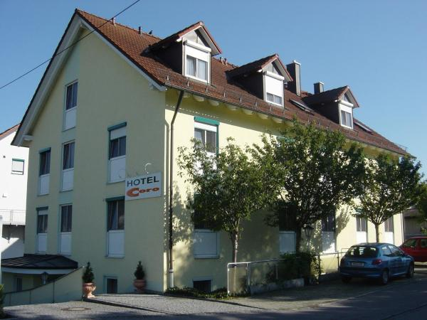 Hotelbilleder: Hotel Coro, Garching bei München