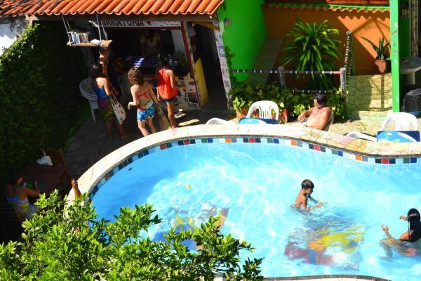 Φωτογραφίες: Papagaio Hostel & Pousada, Morro de São Paulo
