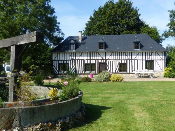 Hotel Pictures: Le Domaine des Tostes, Bonneville-la-Louvet