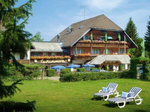 Hotelbilleder: Hotel Garni Seebachstüble, Titisee-Neustadt