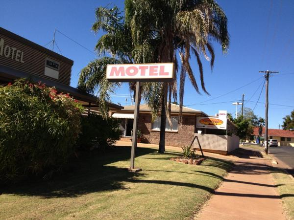 ホテル写真: Warrego Motel, Charleville