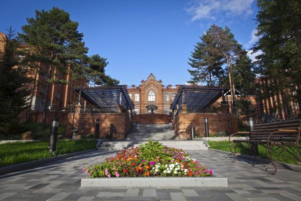 Zdjęcia hotelu: Parus Hotel, Chabarowsk