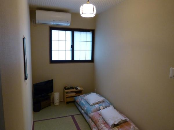 Japanese-Style Economy Twin Room with Shared Bathroom