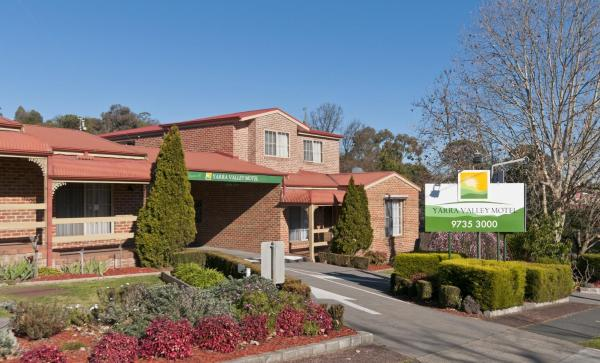 Fotos do Hotel: Yarra Valley Motel, Lilydale