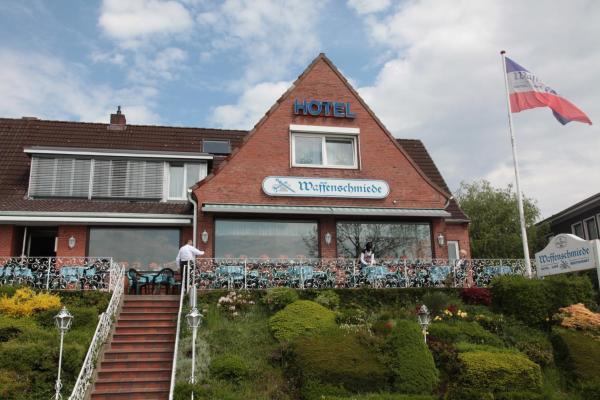 Hotelbilleder: Hotel Waffenschmiede, Kiel
