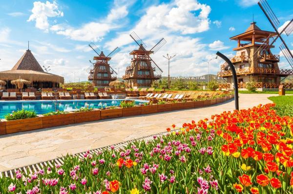 酒店图片: The Wind Mills Hydropark, Gorna Malina