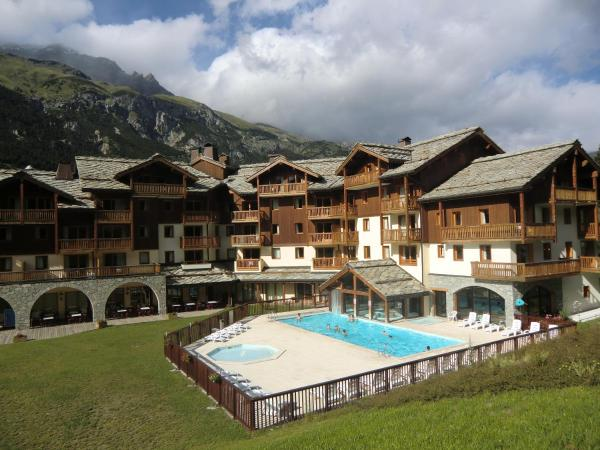 Hotel Pictures: Les Alpages De Val Cenis by Resid&co, Lanslebourg-Mont-Cenis
