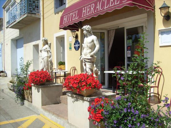 Hotel Pictures: Logis Heraclee, Saint-Gilles