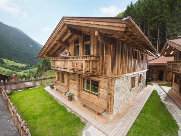 Zdjęcia hotelu: Gletscher-Chalet Stubai, Neustift im Stubaital