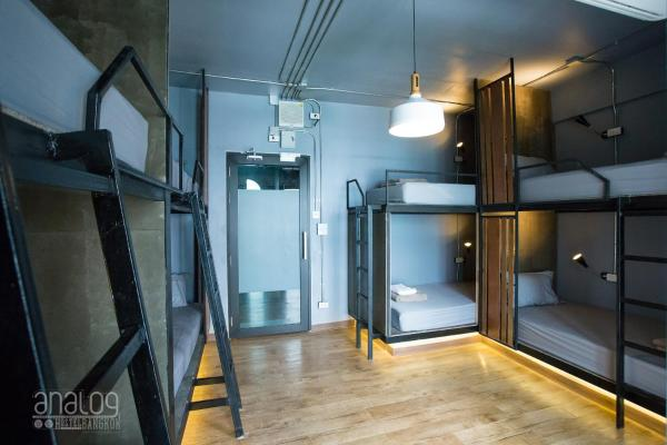 2Beds in 8-Bed mixed Dormitory Room
