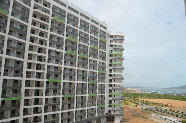 Hotel Pictures: Jin Lan Bay Sea View Apartment, Yangxi