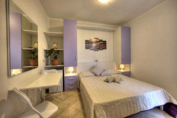 Double Room with Terrace Lilla